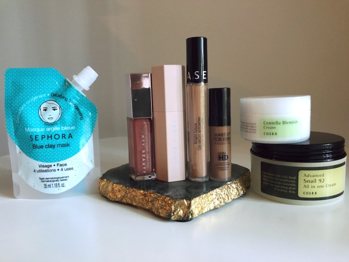 Recent_Beauty_Buys